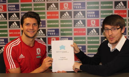 George Friend Feature