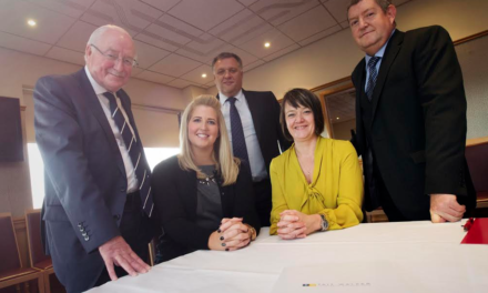 Region's manufacturing leaders campaign for greater sector support