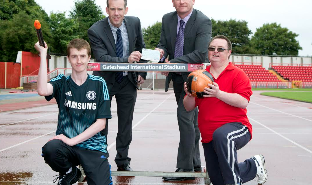 Backing the Special Olympics medal bid