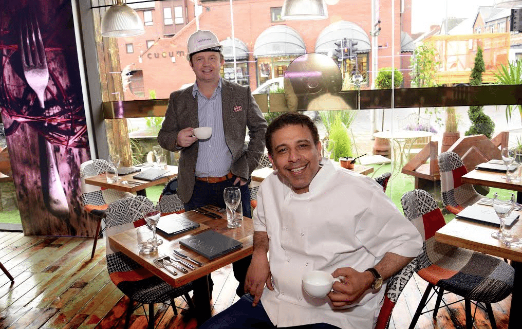 Creation of £500,000 Middlesbrough restaurant is complete