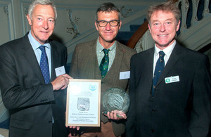 Yorkshire environment project wins national award