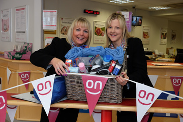 Darlington Building Society showers community group with love