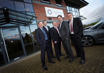 Chester-le-Street's Anglo Scottish Asset Finance acquired by Maxxia (UK) Limited