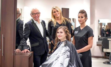 New graduate hair academy puts students a cut above