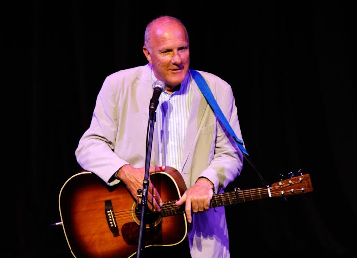 Comedy and music with Richard Digance
