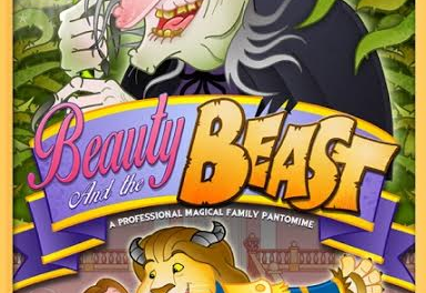 Beauty and the Beast take to the stage in Bishop Auckland