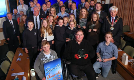 Hambleton Sporting Heroes Honoured at Awards