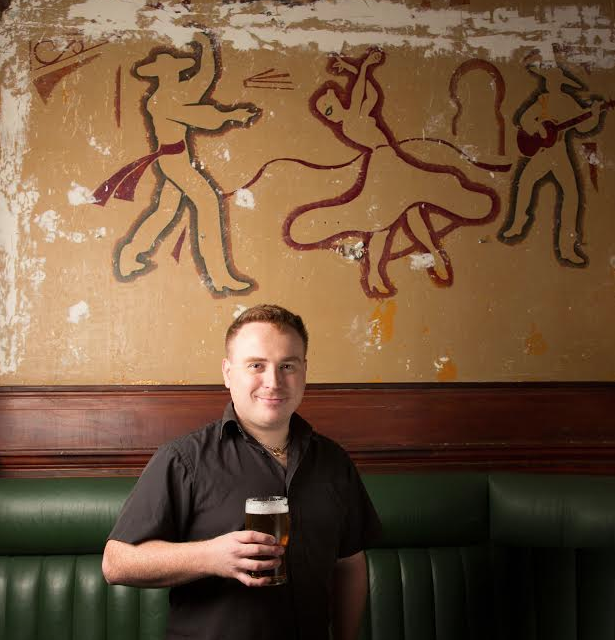 Spanish murals discovered at city pub