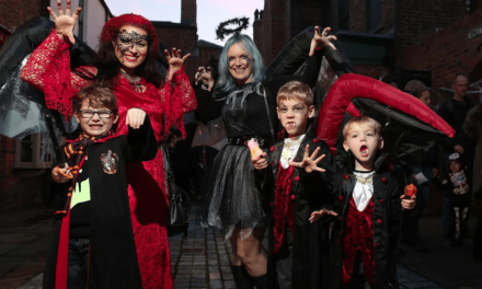 Spook-tacular Saturday at Preston Park Museum and Grounds