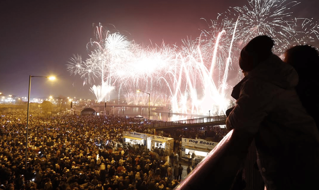Stockton's Fireworks Display set to have the X Factor
