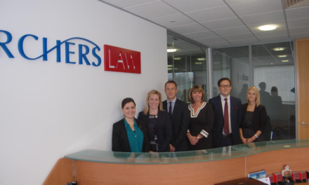 Business is booming as Archers Law doubles Business team