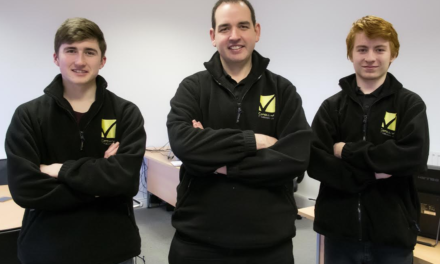 Software Developer Trebles Workforce with Apprentices