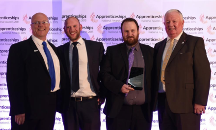 North East based Sotech wins regional final of National Apprenticeship Awards 2015