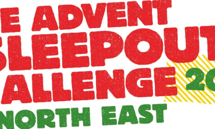 Take on the Advent Sleepout Challenge to help end homelessness and poverty in the North East
