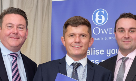 David joins award winning corporate finance team
