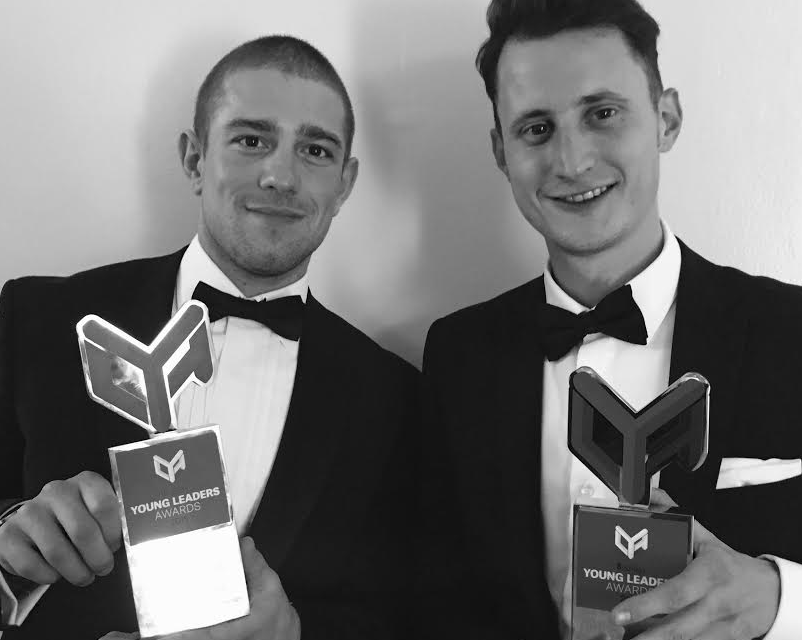 Sunderland's young professionals make clean sweep at national awards ceremony