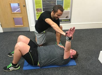 Former squaddie in the running for National Fitness Awards