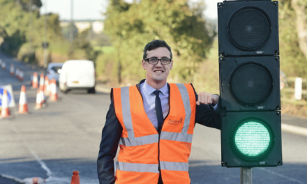 Have your say – A690 Stoneygate Junction No Right-Hand Turns?
