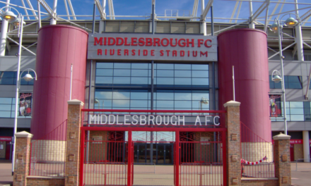 Middlesbrough FC host Show Racism the Red Card educational event