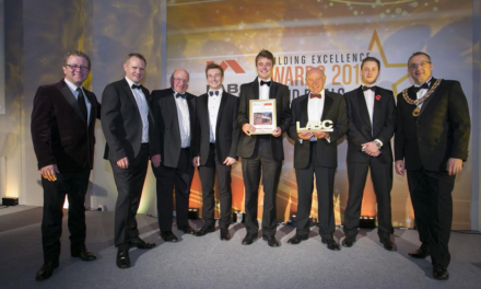 The Old Coach House wins at the 2015 LABC Building Excellence Awards Grand Final