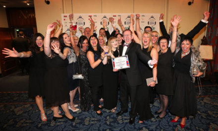 Success for Fusion and Home Group at this year's NE Contact Centre Awards