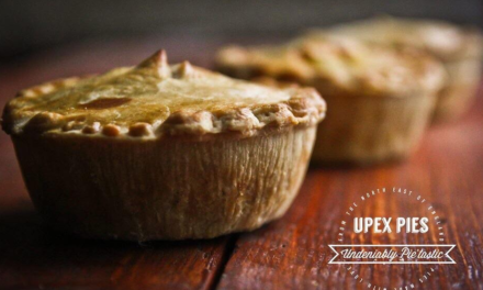 Pietastic News – The Upex Legend Returns to Teesside
