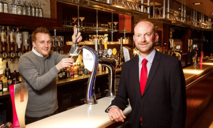 Legal experts help local businessman toast Teesside bar venture