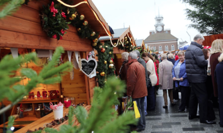 Magic Christmas Markets to arrive in Stockton