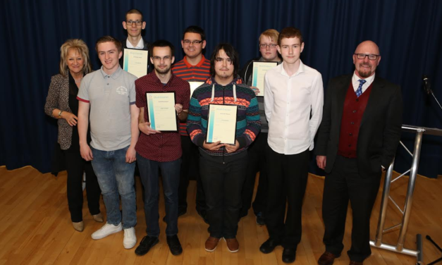 Youngsters awarded for tutorial video