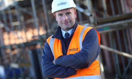 Fifth Seal of Approval for Northumberland Site Manager