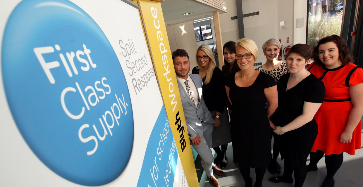 New Northumberland Office for Leading North East Teacher Supply Agency