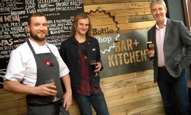 North East catering firm raises a class to craft beer contract