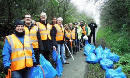 Seaham community clean-up success