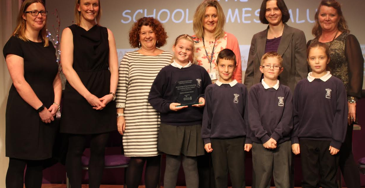 Awards for school sports stars