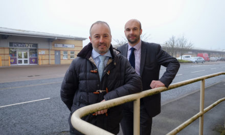 Investment for Darlington as Morton Park Way Business Park is acquired