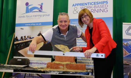 Spotlight shines on employment opportunities at Tees Valley Skills Show