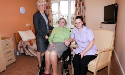 Newcastle care home investment to benefit residents