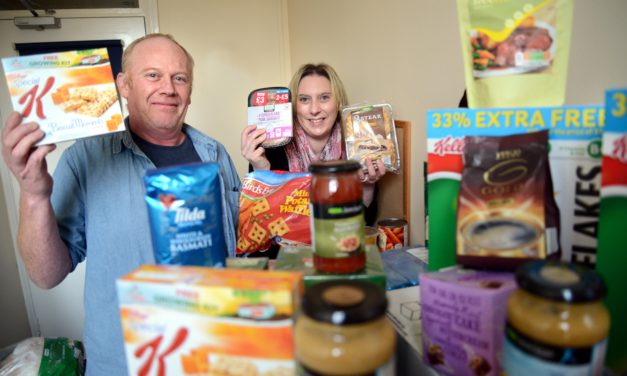 Hostel helps tackle food poverty in Newcastle and Gateshead