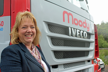 Diversification at Moody Logistics creates opportunities for smaller firms