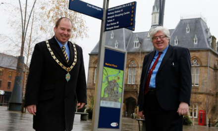 New signs point to a bright future for Bishop Auckland