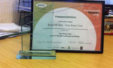 Heart of Teesdale Projects Commended!