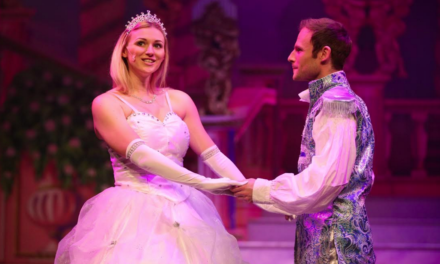 Durham's Gala Theatre  welcomes Cinderella for more than a month of festive fun