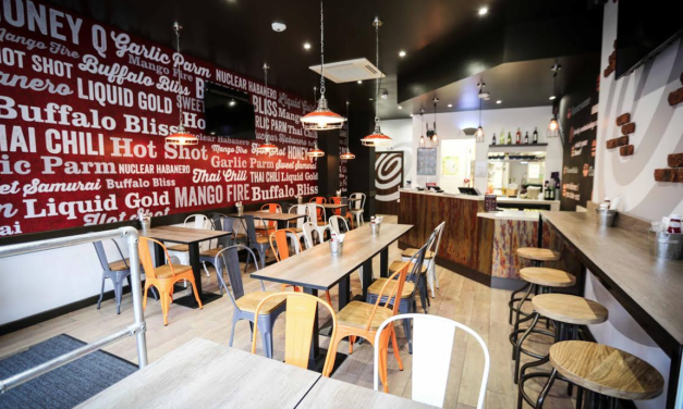 RDA cooks up new outlets for high street food chains