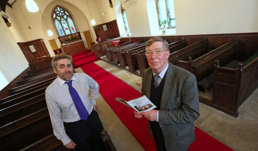 Improved Facilities for 18th Century Church