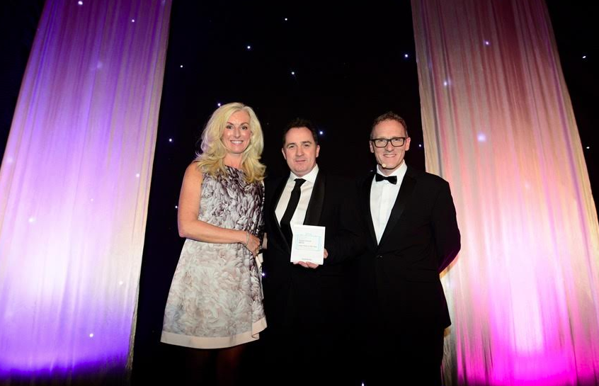 Double awards celebrations for Rockliffe Hall