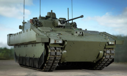 Delivering British Army's Latest Armoured Fighting Vehicles