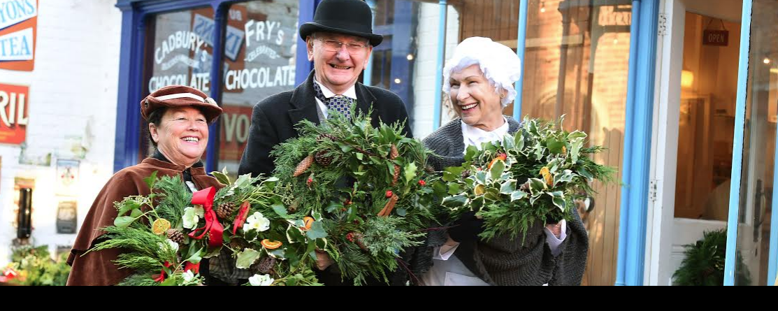 A Traditional Christmas Shopping Experience at Preston Park