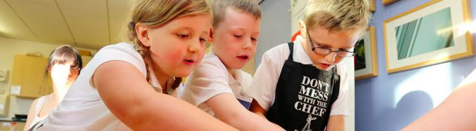 Jamie Oliver is the inspiration for young Shields chefs