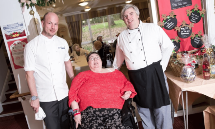 Fratello's Adds Festive Flavour to Care Home Christmas Celebrations