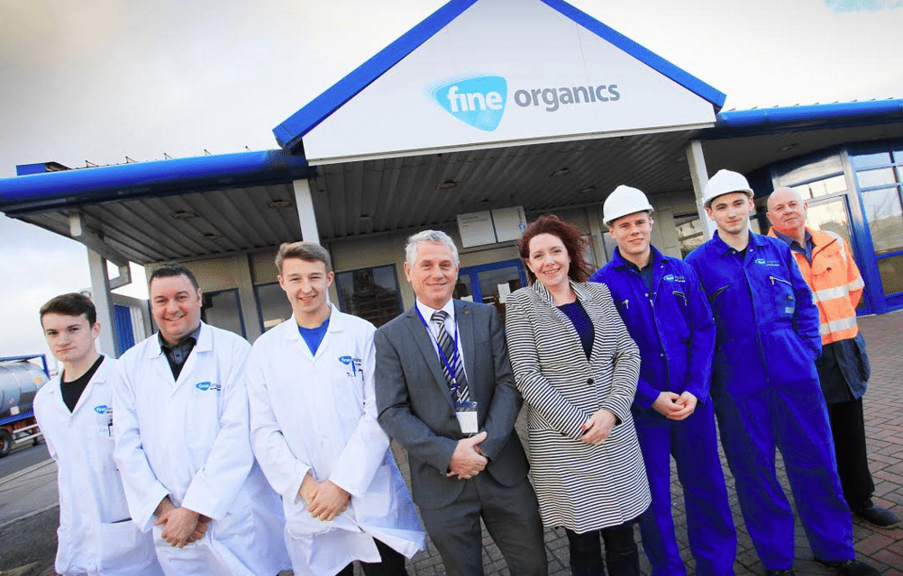 A Fine opportunity for apprentices thanks to Hartlepool College of Further Education